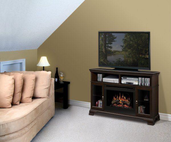 Dimplex Electric Fireplace Media Console