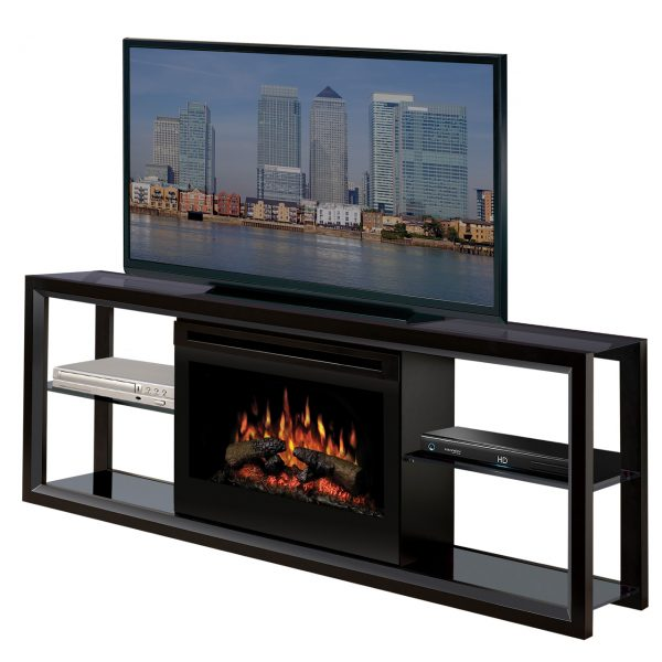 Dimplex Novara Electric Fireplace and Media Console-2067