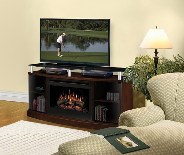 Dimplex Windham Electric Fireplace and Media Console-21