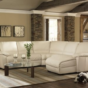 Natuzzi Editions Sectional A319