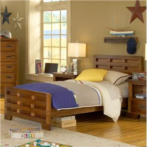 American Woodcrafters Heartland Youth Bedroom Collection