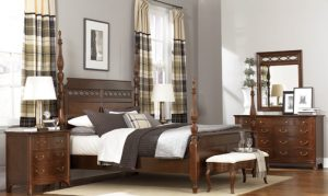 American Drew Cherry Grove New Generation Bedroom Collection -0