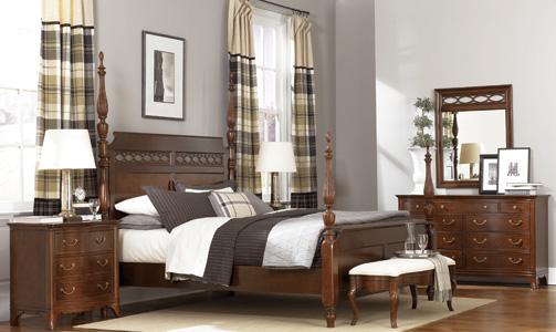 American Drew Cherry Grove New Generation Bedroom Collection -0