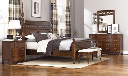 American Drew Cherry Grove New Generation Bedroom Collection -6686