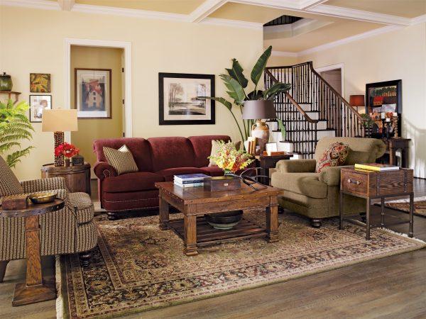 Flexsteel Bay Bridge Living Room Collection-4869