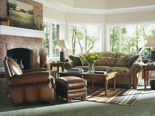 Flexsteel Bexley Living Room Collection -4878