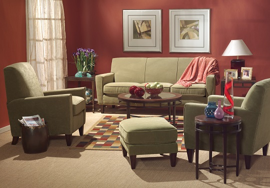 Flexsteel Digby Living Room Collection-4921