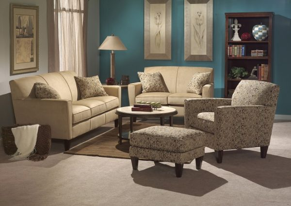 Flexsteel Digby Living Room Collection-4926