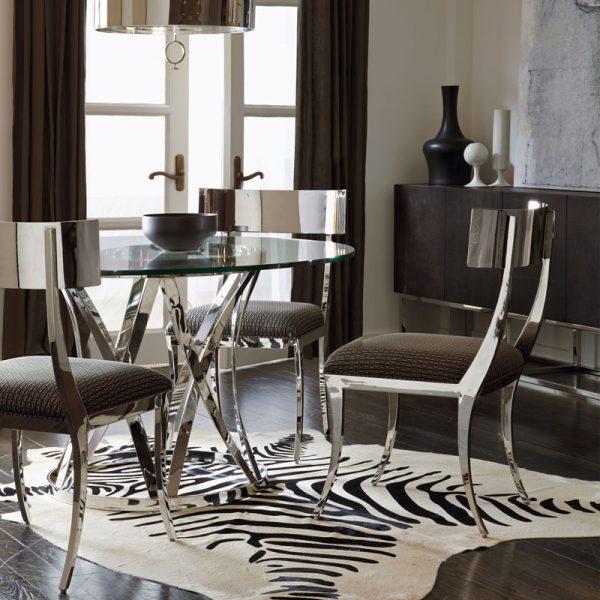 Bernhardt Argent Dinette Table