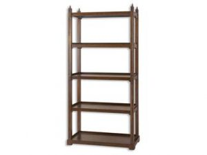 Uttermost Brearly Etagere and Bookcase 24126-0