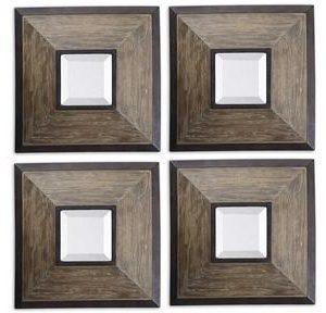 Uttermost Fendral Square Mirror
