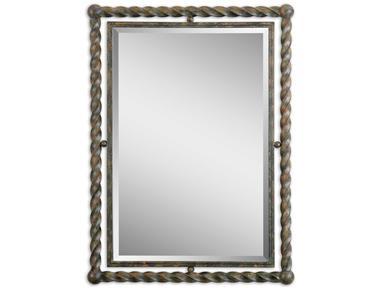 Uttermost Mirror Garrick-0