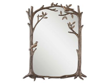Uttermost Mirror Perching Birds Small-0