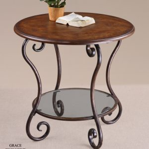 Uttermost Felicienne Accent Table -0