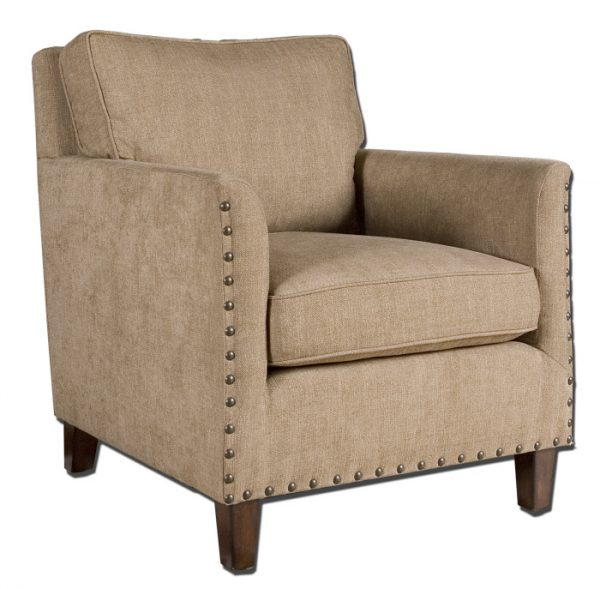 Uttermost Keturah Armchair -3468