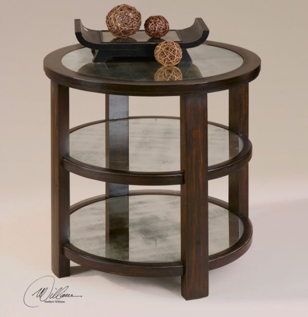 Uttermost Monteith Lamp Table 24127-0