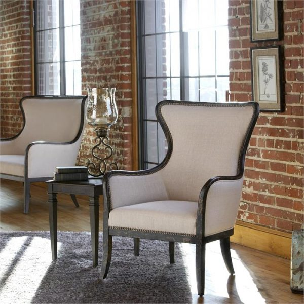 Uttermost Sandy Accent Chairs-0