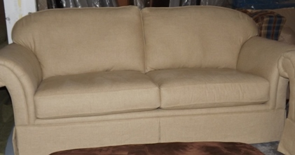 Clayton Marcus Sofa and Loveseat