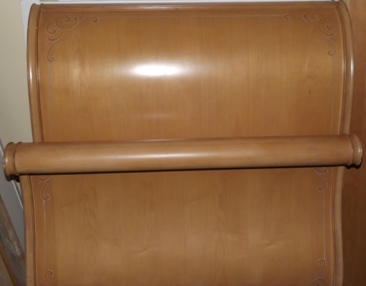 head board and footboard twin bed frame