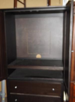 Thunderbird TV armoire