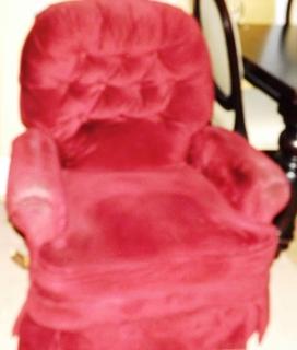 Klaussner 59703 recliner