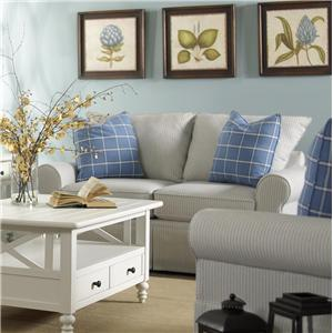 Klaussner Brook Living Room Collection