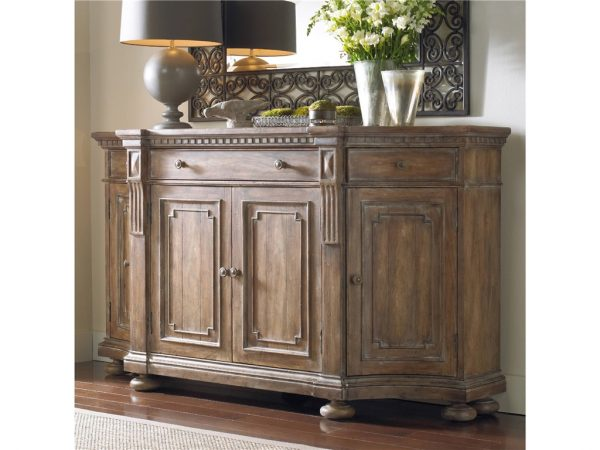 Hooker Furniture Sorella Shaped Credenza 510785001