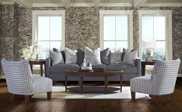 Klaussner Jordan Living Room Collection