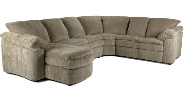 Klaussner Legacy Sectional-880