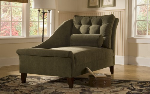 Klaussner Lincoln Chaise