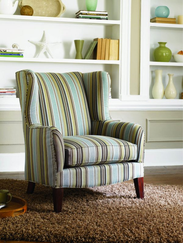Klaussner Polo Chair-3418