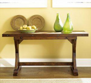 Hammary Furniture Hidden Treasures Accents Flip-Top Console Table 090-276