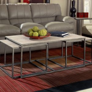 Hammary Furniture Modern Basics Collection Occasional Tables
