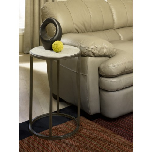 Hammary Furniture Modern Basics Collection Round End Table
