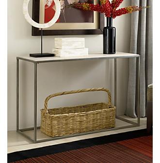 Hammary Furniture Modern Basics Collection Sofa Table