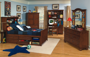 Legacy Furniture American Spirit Youth Bedroom Collection