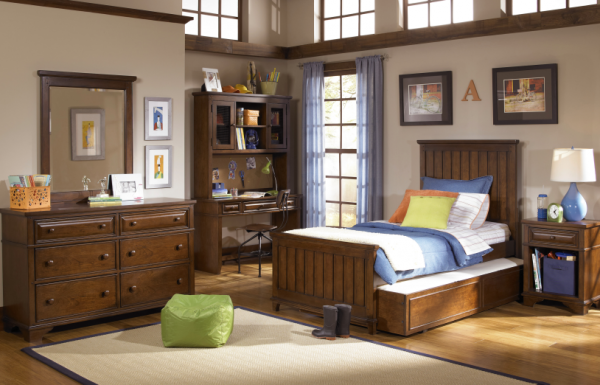 Legacy Furniture Dawsons Ridge Youth Bedroom Collection
