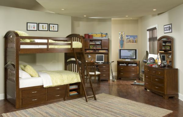 Legacy Furniture Newport Beach Youth Bedroom Collection-3367