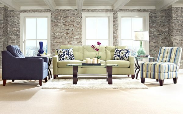 Klaussner Audrina Living Room Collection-3389