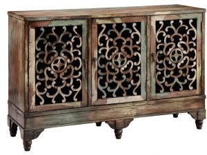 Stein World Furniture Ruskin Cabinet 12524