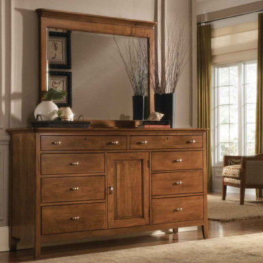 Kincaid Furniture Cherry Park Bedroom Collection-7849