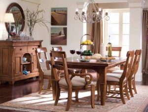 Kincaid Furniture Tuscano Dining Room Collection