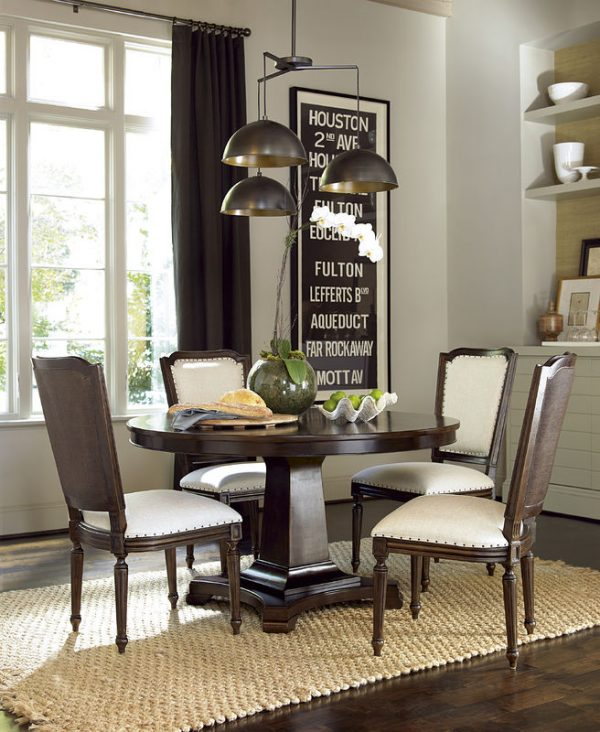 Universal Furniture Proximity Dining Room Collection-7521