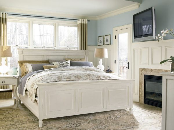 Universal Furniture Summer Hill Bedroom Collection-7370