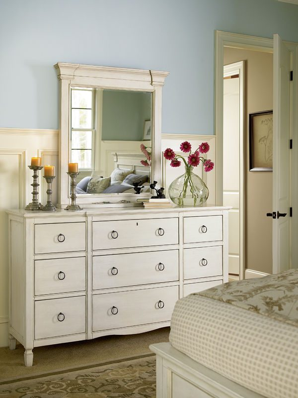 Universal Furniture Summer Hill Bedroom Collection-7364