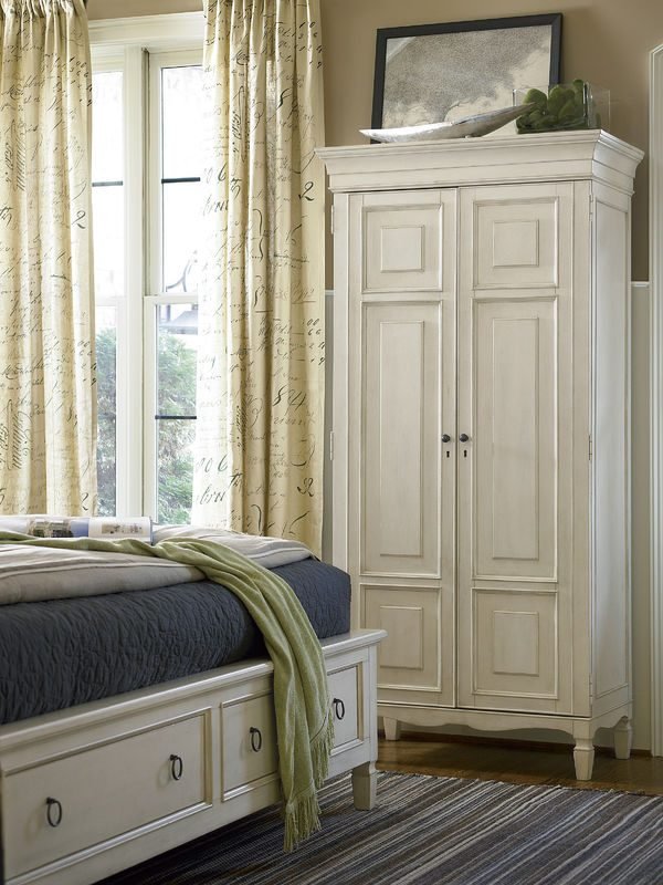 Universal Furniture Summer Hill Bedroom Collection-7371