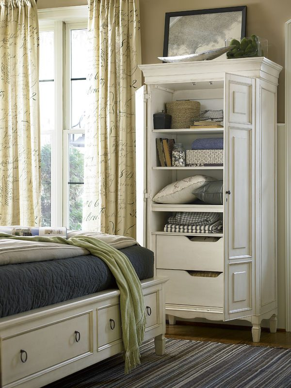 Universal Furniture Summer Hill Bedroom Collection-7369