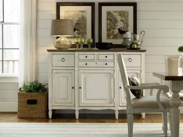 Universal Furniture Summer Hill Dining Room Collection-7538
