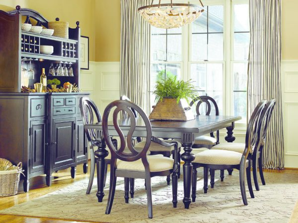Universal Furniture Summer Hill Dining Room Collection