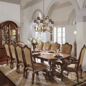 Universal Furniture Villa Cortina Dining Room Collection